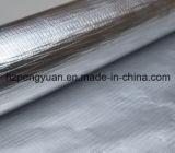 Verstärkte Aluminiumfolie, Isolierungs-Material, Folien-Isolierung, Alu Versteifung PET