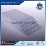 Wärmeisolierung-Polycarbonat-Blatt/hohles Blatt