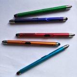 Crayon lecteur de bille d'aiguille avec le métal et le plastique d'Eco
