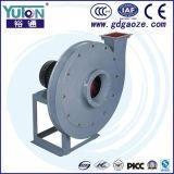 Ventilador centrífugo de alta presión de Yuton para transportar los materiales