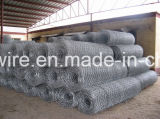 Gabião Wire Mesh para a construção de paredes de retenção