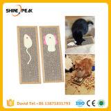 Долговечные кошки царапать плата кошек игрушки из сизаля пеньки кошек поцарапать Post для ПЭТ продуктов расходных материалов