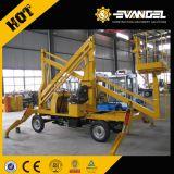 Carro hidráulico de la plataforma de trabajo aéreo del precio de fábrica el 17m (XZJ5060JGK)