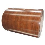 大理石パターンプリントが付いているカラーによって塗られる鋼鉄コイル