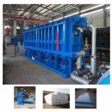 machine à fabriquer des briques de béton de ciment en mousse EPS caler la machine
