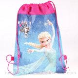 Karikatur Frozen Non-Woven Drawstring Pouch, Drawstring Bag für Children
