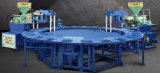 Sopro do ar do PVC e máquina da modelação por injeção das sapatas da geléia
