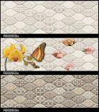 De ceramische Verglaasde Tegel van de Muur van Inkjet voor Badkamers