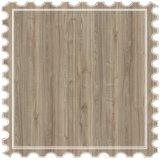 Superficie de la Elm de madera flotante suelos laminados mosaico de Carb Standard