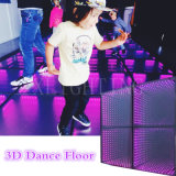 3D LED Panel Dance Floor für Konzert
