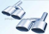 C63-Amg de Uiteinden van Exhuast van het Roestvrij staal voor Benz