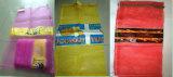 Frische Nahrungsmittelverpackungs-kundenspezifisches Firmenzeichen-Plastikzwiebelen-Ineinander greifen-Beutel