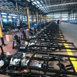 800ccディーゼル力の小さい農場の実用的な手段UTV
