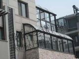 L'obbligazione progetta doppio Windows d'acciaio di vetro