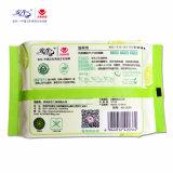 Carta igienica con Wipes di vendita dei Wipes del coperchio i migliori del rifornimento bagnato antisettico della Cina Facroty