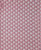 100% Polyseter tejido de malla tejido Jacquard impresos
