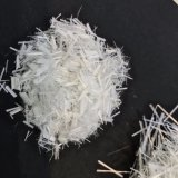 Material de construcción de GRC hormigón filamentos picados de fibra de vidrio