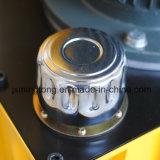 Frisador de borracha hidráulico de alta velocidade da mangueira da operação fácil