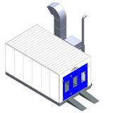 Jf verwendete ökonomischen Spray-Stand-beweglichen Auto-Möbel-Farbanstrich-Stand