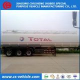 総Standard三Axle 45000 Liters DieselかGasoline/Oil Tanker 36 Tons Fuel Tank Trailer
