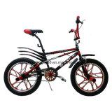 Stahl-BMX Fahrrad des BMX Fahrrad-Sh-BMX081 mit Hebel des Fuss-vier