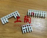 Isolante pieno di ceramica delle alette della steatite