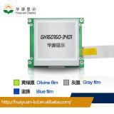 160*160 LCD van de Matrijs van de PUNT Module 3.3 V 5 V van het Scherm