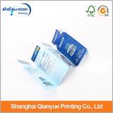 Impresión personalizada laminado de papel Kraft brillante (QYCI038)