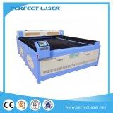 Machine de découpage de laser de CO2 de /Textile/Shoes de cuir/tissu/vêtement/jeans