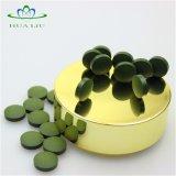 100% orgânicos naturais Chlorella, Spirulina Tablets