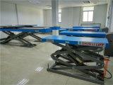 Equipements de garage dans le sol de voiture (table élévatrice à ciseaux SHL-Y-J-50AM)
