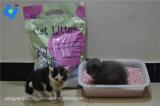 Aroma de durazno Tofu arena de gato con el control de olores