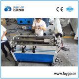 PVC, PP, tubo acanalado de un sólo recinto del PE que hace la máquina