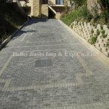 Темно-серый гранит асфальтирование камня 100X100X35-50мм