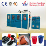 Tasse jetable en plastique automatique Making Machine