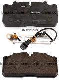 Landtech 디스크 트럭 브레이크 패드 D1518-8727/29088/29091