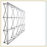 Elegantes bewegliches Ausdehnungs-Gewebe knallen oben Ausstellungsstand (10ft gerade)