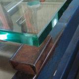 19mm ultra großes super starkes Termpered Niedrig-Eisen Sicherheitsglas