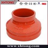 Riduttore concentrico scanalato in ferro per la vendita a caldo per antincendio, condizionamento dell'aria, tubazioni mineraria