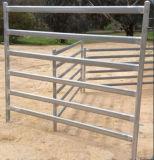 타원형 6 바 휴대용 가축 야드 위원회 또는 이용된 가축 위원회