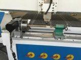 Router do CNC da madeira da boa qualidade 1325 com sistema giratório