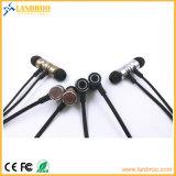 OEM/ODM magnetischer Metallsport drahtlose Bluetooth Kopfhörer mit Super-HD Ton