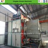 Tubos acanalados del PVC del HDPE del enrollamiento de la pared doble que hacen las máquinas