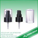 化粧品のための24/410のPP白い通常のクリーム色ポンプ