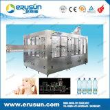 Máquina de enchimento automática cheia da água de soda do frasco do animal de estimação