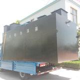 Fábrica de tratamento do Wastewater para tratamento de água de esgoto de /Hospitals do hotel/restaurantes