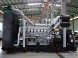 Mistubishi generador silencioso/ Grupo electrógeno/ generador diesel de 24kw/ 30kVA.