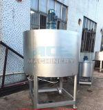 500 litros de acero inoxidable sanitario depósito mezclador de alta velocidad