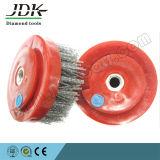 Schnecke-Verschluss-abschleifender Pinsel