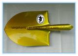Головка лопаткоулавливателя цвета хорошего качества золотистая, лопата